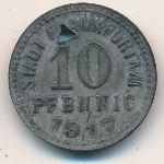 Нотгельды, 10 пфеннигов (1917 г.)