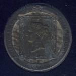 Остров Мэн, 1 крона (1990 г.)
