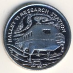 Британская Антарктика, 2 фунта (2013 г.)