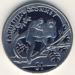 Сьерра-Леоне, 1 доллар (2009 г.)