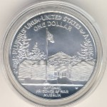 США, 1 доллар (1994 г.)