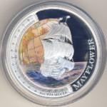 Тувалу, 1 доллар (2012 г.)