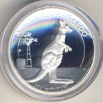 Австралия, 1 доллар (2012 г.)