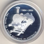 Австралия, 5 долларов (2004 г.)