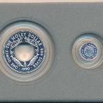 Австралия, Набор монет (1990 г.)