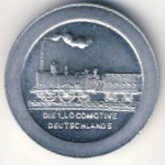 Нюрнберг., 100 марок (1921 г.)