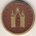 Лёбау., Медаль (1921 г.)