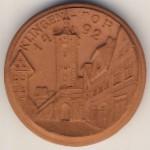 Ротенбург-на-Таубере., Номинал (1923 г.)