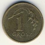 Польша, 1 грош (1998–2013 г.)