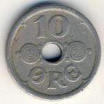 Дания, 10 эре (1924–1926 г.)