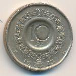Норвегия, 10 крон (1983–1987 г.)