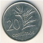 Mozambique, 20 centimos, 1975