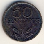 Португалия, 50 сентаво (1973 г.)