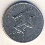 Остров Мэн, 10 пенсов (1976–1978 г.)