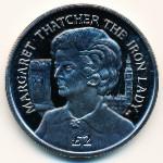 Остров Вознесения, 2 фунта (2013 г.)