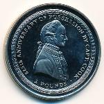 Южная Джорджия и Южные Сэндвичевы острова, 2 фунта (2000 г.)