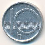 Чехия, 10 гелеров (1996 г.)