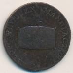 Великобритания, 1/2 пенни (1793 г.)