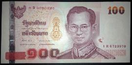 Таиланд, 100 бат (2005 г.)