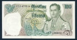 Таиланд, 20 бат (1972 г.)