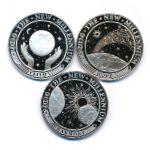 Кирибати, Набор монет (2000 г.)
