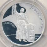 Конго, 1000 франков (2005 г.)
