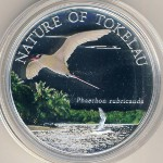 Tokelau, 1 dollar, 2012