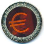 Либерия, 10 долларов (2003 г.)