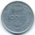 Румыния, 100 леев (1943–1944 г.)