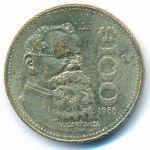 Мексика, 100 песо (1984–1991 г.)
