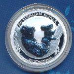 Австралия, 10 центов (2011 г.)