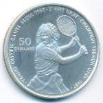 Ниуэ, 50 долларов (1987 г.)