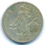 Филиппины, 10 сентаво (1964–1966 г.)
