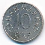 Дания, 10 эре (1982–1988 г.)