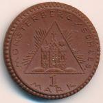 Мюнстерберг., 1 марка (1921 г.)