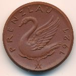 Пренцлау., 1/2 марки (1921 г.)