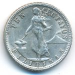 Филиппины, 10 сентаво (1944–1945 г.)