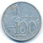 Индонезия, 100 рупий (1999–2002 г.)