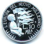 Сан-Марино, 10000 лир (1998 г.)