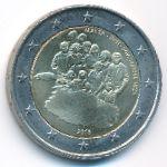 Мальта, 2 евро (2013 г.)