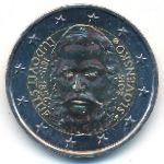 Словакия, 2 евро (2015 г.)