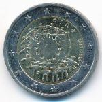 Ирландия, 2 евро (2015 г.)