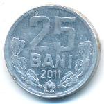 Молдавия, 25 бани (2011–2016 г.)
