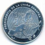 Испания, 10 евро (2002 г.)