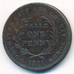 Великобритания, 1 пенни (1811 г.)