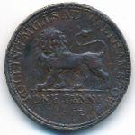 Великобритания, 1 пенни (1812 г.)