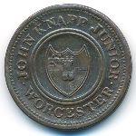 Великобритания, 1/2 пенни (1813 г.)