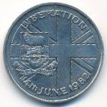 Фолклендские острова, 50 пенсов (1982 г.)