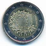 Эстония, 2 евро (2015 г.)