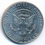 США, 1/2 доллара (1980–2018 г.)